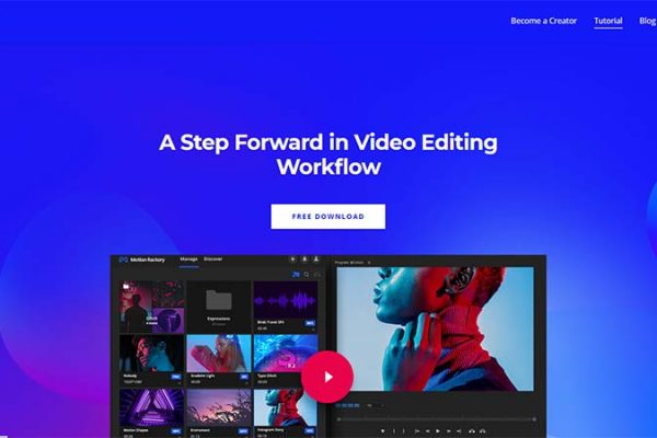 Motion Factory – Plugin miễn phí cho Premiere Pro