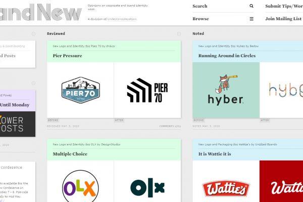 Website dành cho những ai theo mảng thương hiệu