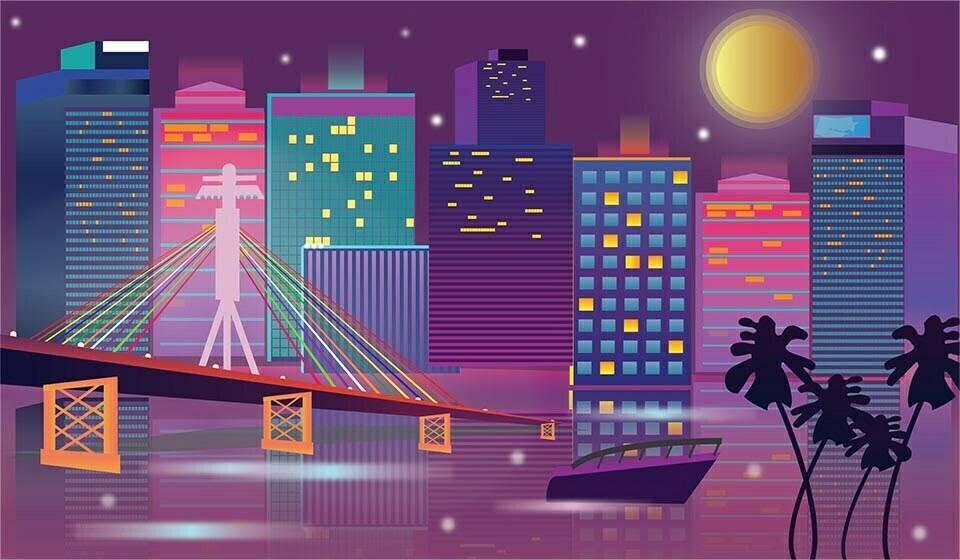 Bai ve phong canh lop adobe illustrator tai da nang (1)