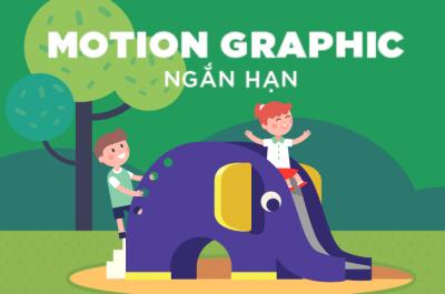 Khóa After Effect và Motion graphic cơ bản tại Đà Nẵng