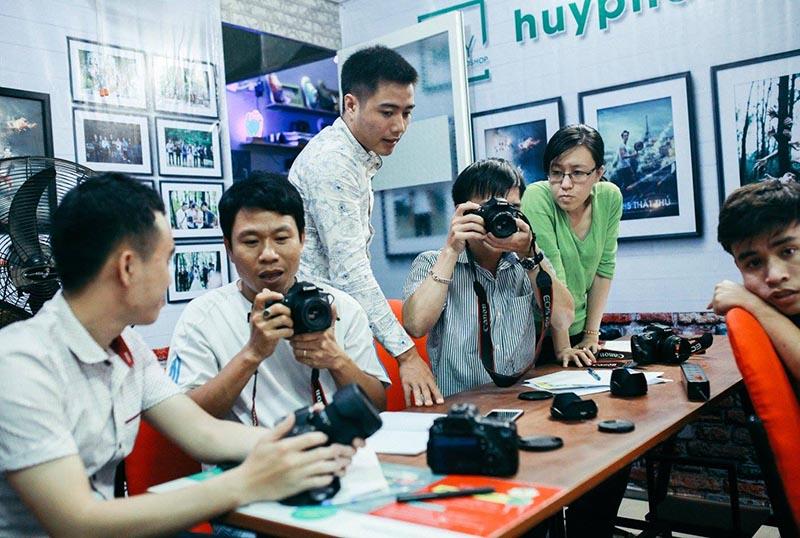Khóa học nhiếp ảnh cơ bản tại đà nẵng