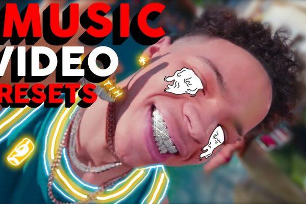 25 hiệu ứng Music Video Preset Pack 2020 Premiere Pro