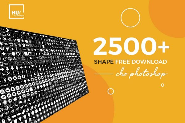 2500+ shape free download cho photoshop