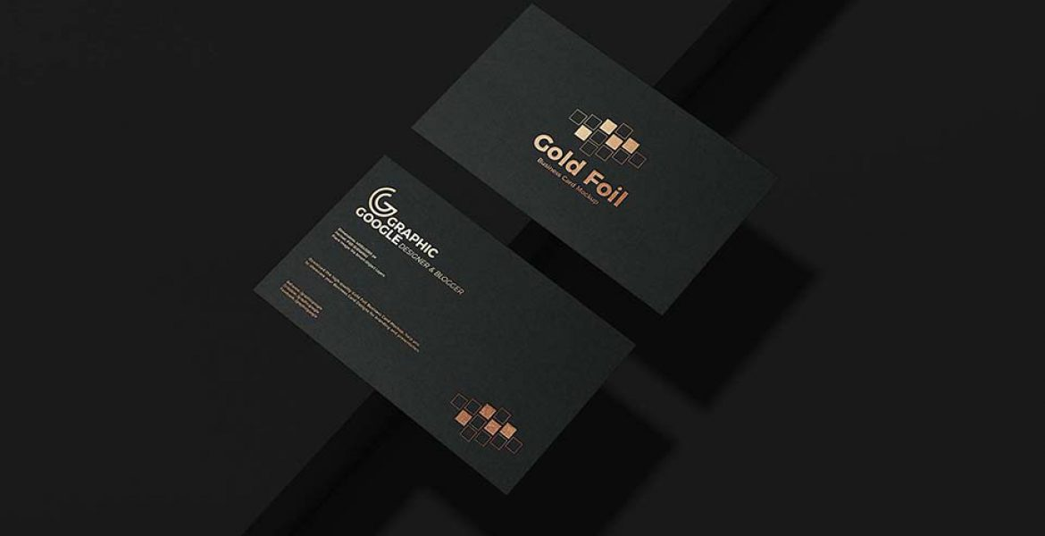 Top 5 mockup name card đẹp từ website unblast.com