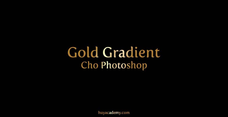 Gold Gradient cho photoshop