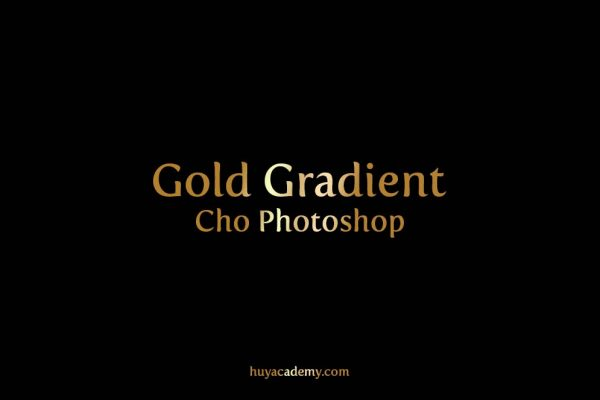 Gold Gradient cho photoshop