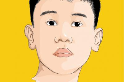 Tổng hợp bài vẽ chân dung lớp Adobe Illustrator 2/2021