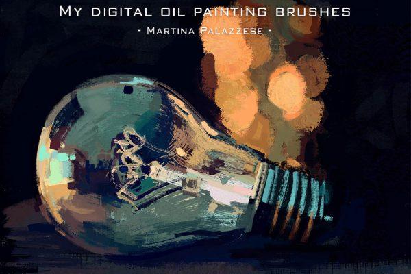 Brush photoshop digital painting free