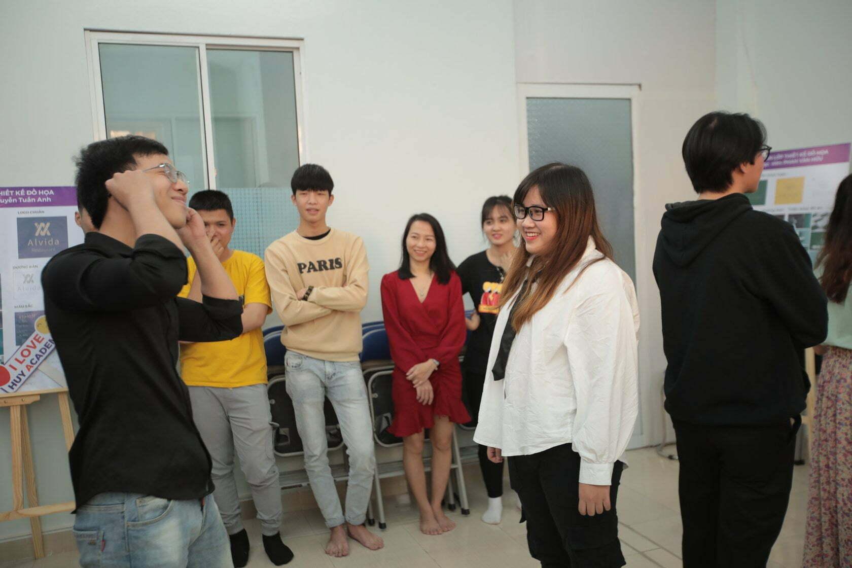 Lễ tốt nghiệp khóa nghề thiết kế đà nẵng 1-2021 (12)