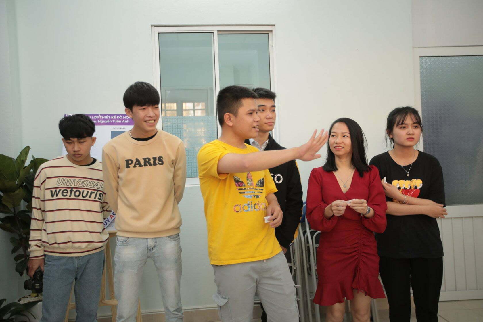 Lễ tốt nghiệp khóa nghề thiết kế đà nẵng 1-2021 (17)