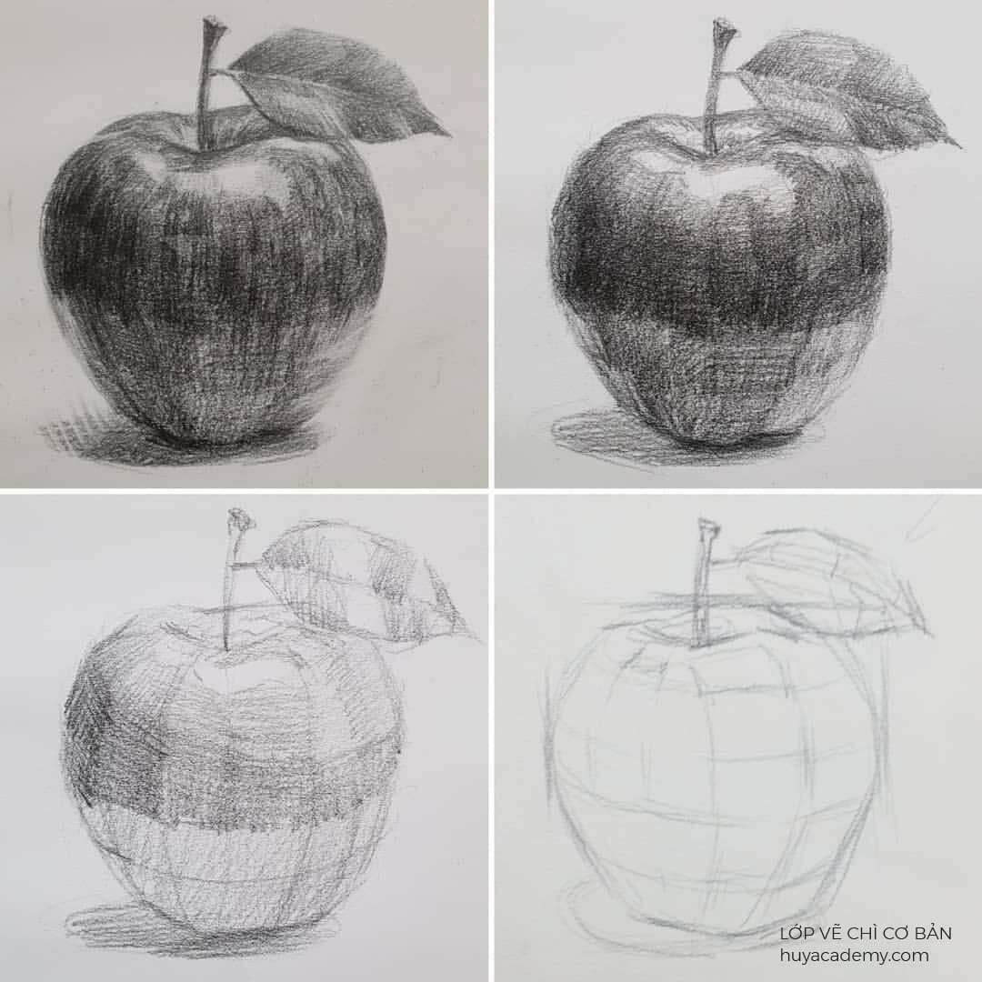 Lớp học vẽ cơ bản tại đà nẵng (2)