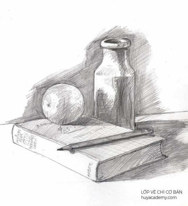 Lớp học vẽ cơ bản tại đà nẵng (4)