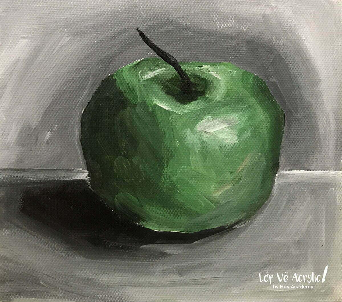 Lớp học vẽ màu acrylic tại đà nẵng (13)