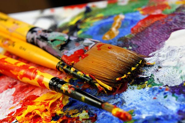 Màu acrylic là gì, địa điểm học vẽ màu acrylic Đà Nẵng