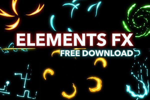 Overlay fx elements