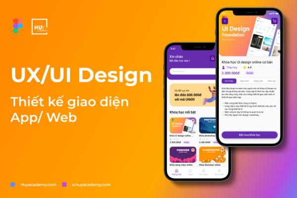 Khóa học UX/UI Design tại Đà Nẵng
