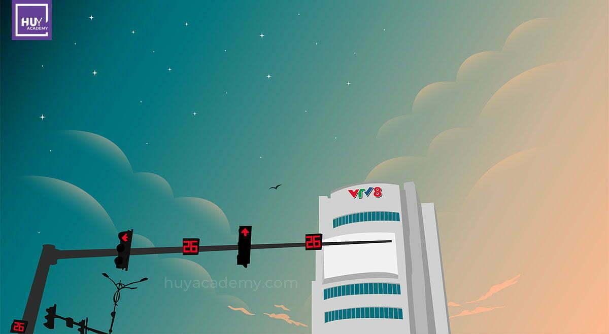vtv8 vector da nang city